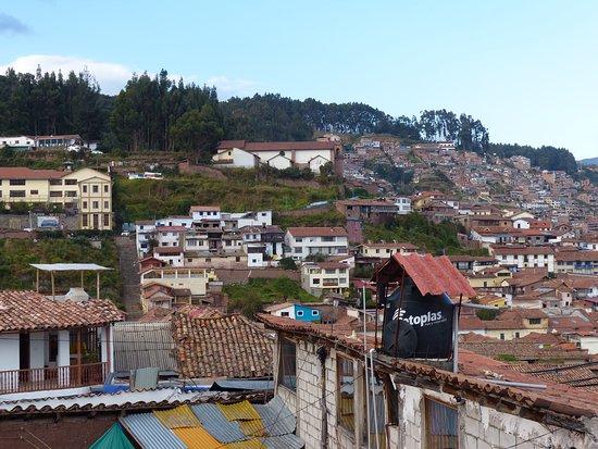 El Balcon: view from balcony