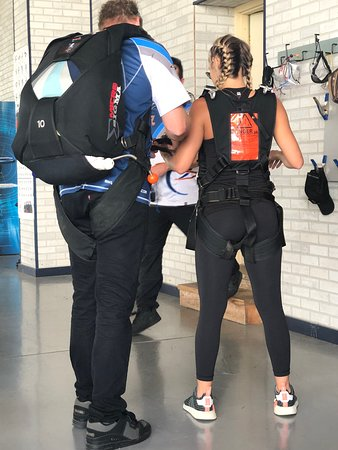 Skydive Chicago Foto