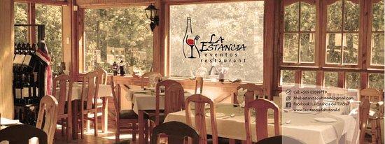 Restaurant La Estancia del Totoral