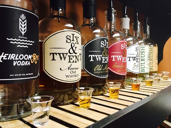 ‪Six & Twenty Distillery‬
