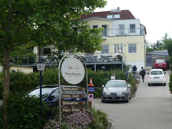 Restaurant Hotel Am Wasserschloss Glucksburg