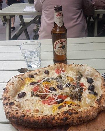 Purezza Camden: Chef special (June 16) with italian beer