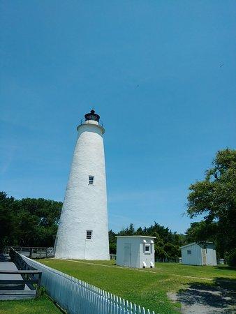Ocracoke Lighthouse 이미지