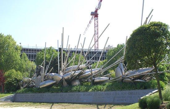 Monument au Général Koenig