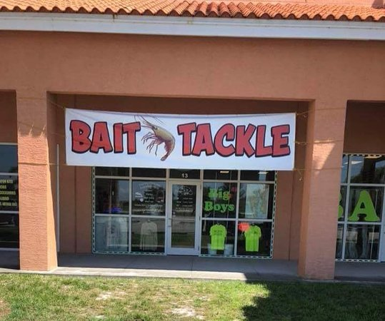 Big Boys Bait & Tackle