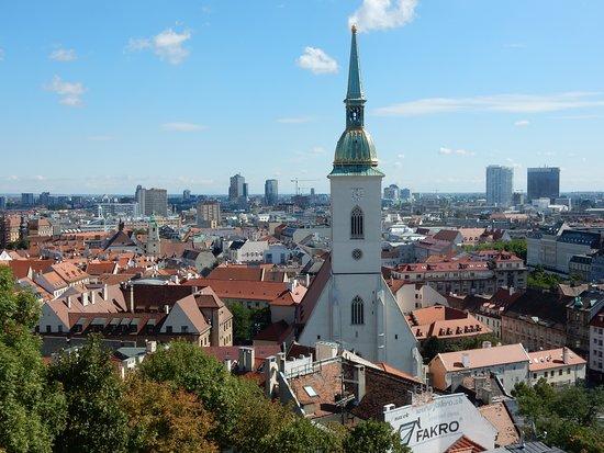 Παλιά Πόλη της Μπρατισλάβα