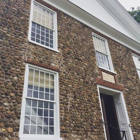 Albion, NY: Unitarian Meeting House.