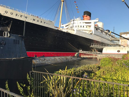 Chelsea's Chowder House & Bar: The Queen Mary