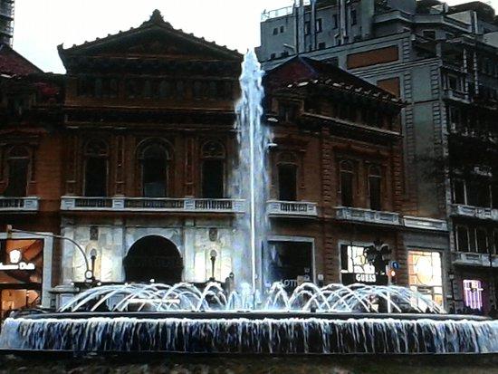 Fuente Monumental del Paseo de Gracia