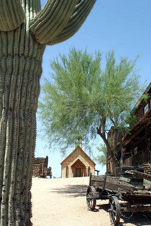 Goldfield Ghost Town: Gold Field Ghost Town, Apache Junction, Arizona