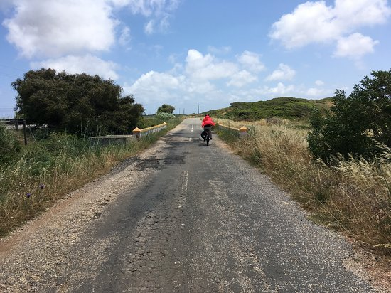 Cycling Rentals & Tours: Road to Sagres