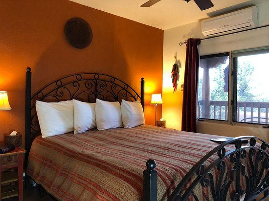 Casa Cuma Bed & Breakfast: Chili Pepper Room