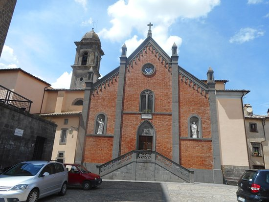 Civitella d'Agliano, Italy: Ss. Pietro e Callisto