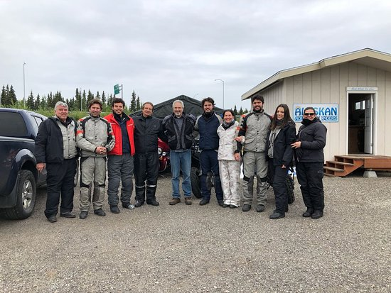 ‪Alaskan Adventure Riders‬