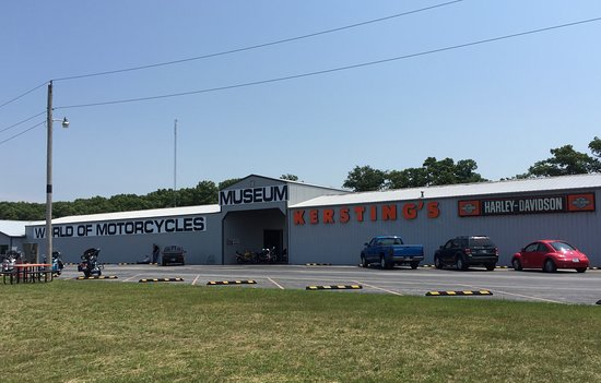 Kersting's Cycle Center and Museum