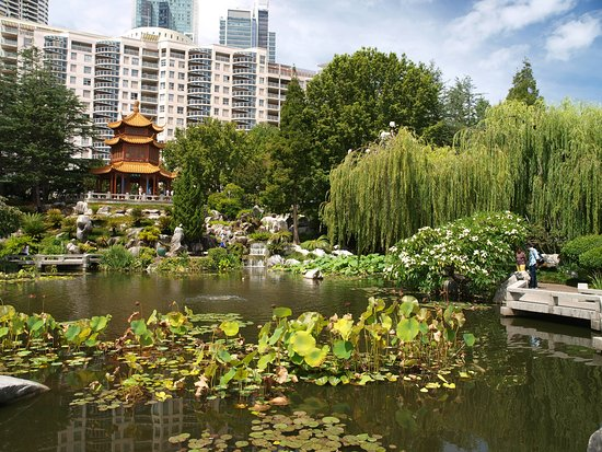 Chinese Garden of Friendship - Picture of Chinese Garden of ...