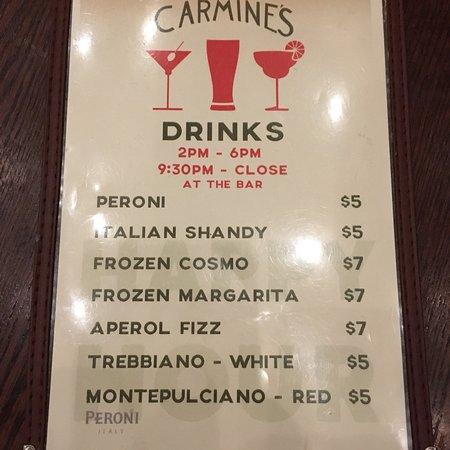 Foto de Carmine's Italian Restaurant