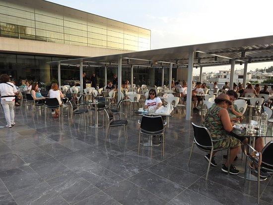 Μουσείο Ακρόπολης: Museums-Café