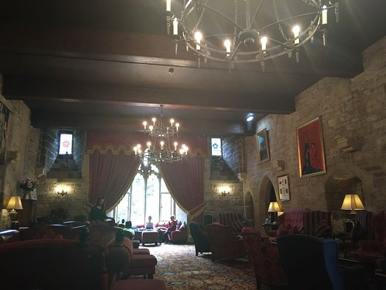 Langley Castle Restaurant