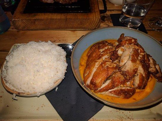 Thai & Turf - Steakhouse: Phantastisches Tomahawk Steak und vortreffliches Thaicurry