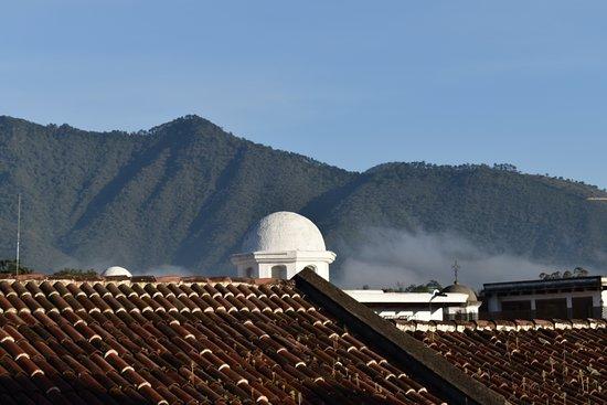 Hotel Posada de Don Rodrigo: View from my room