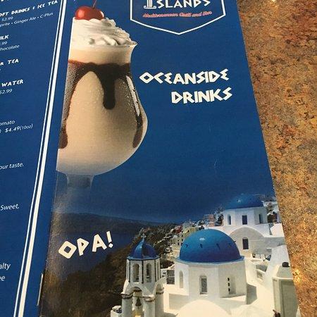 Greek Islands Restaurant Kingston