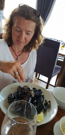 Aqua Restaurant: .....