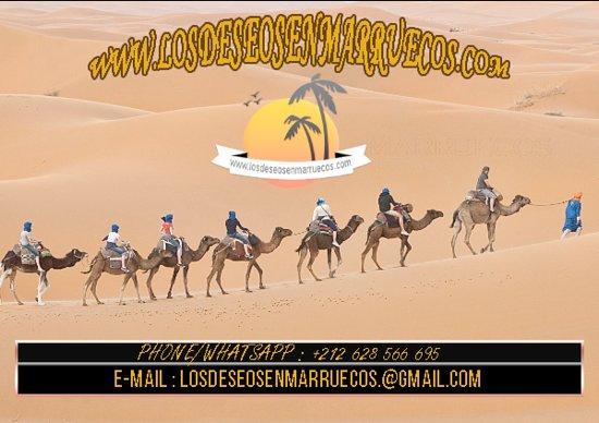 Los Deseos en Marruecos