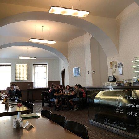 Interior - Picture of Lokál Dlouhááá, Prague - Tripadvisor