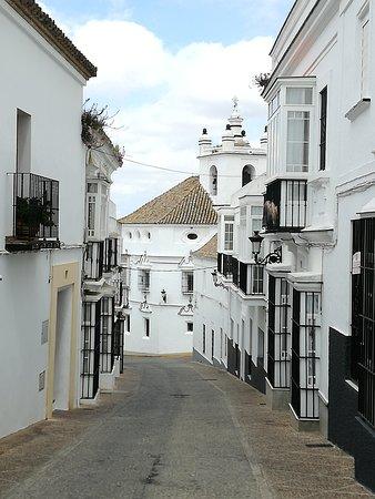 Plaza de Espana: Calles de Medina Sidonia