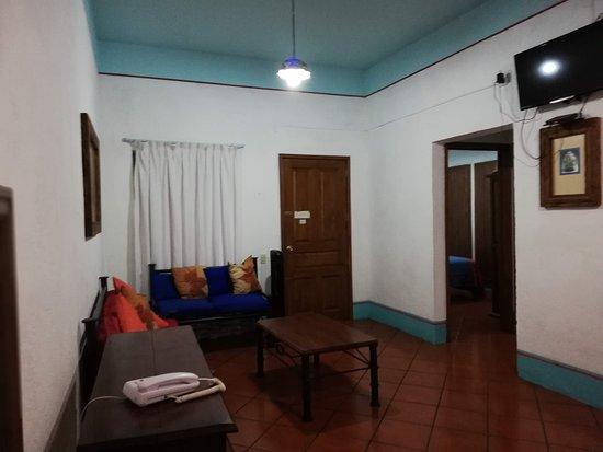 Suites del Centro: SUITE DE DOS HABITACIONES