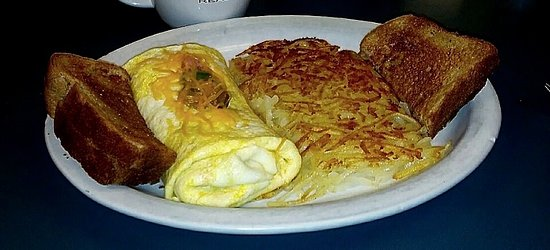 Sioux Omelette @ Darcy's!