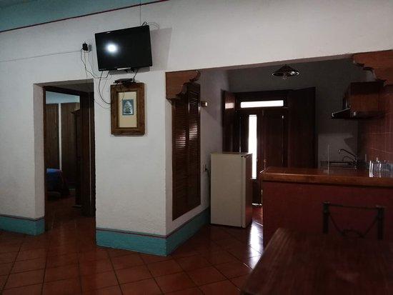 Suites del Centro: LA SUITE CUENTA CON COCINETA, PUEDE TENERSE KIT BÁSICO DE COCINA