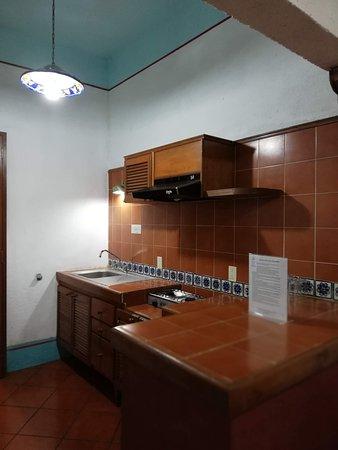 Suites del Centro: COCINA