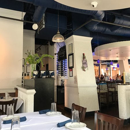 Very good food, friendly staff, authentic Greek cuisine