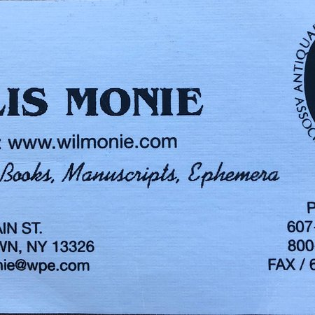 Willis Monie Books