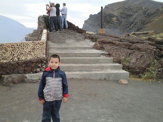 Masaya, Nicaragua: Вулкан в Никарагуа