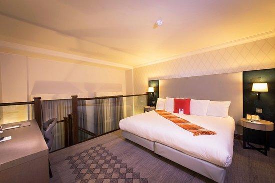 Crowne Plaza London Kensington: Guest room