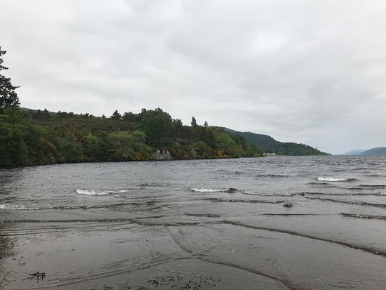 Лох-Несс, UK: Loch Ness vista de Fort Augustus