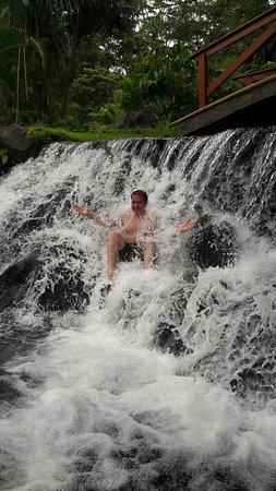 写真Tabacon Hot Springs枚