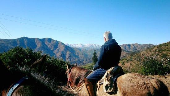 Valparaiso, Chile: Me riding