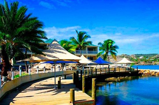 Mamora Bay, Antigua: Exterior