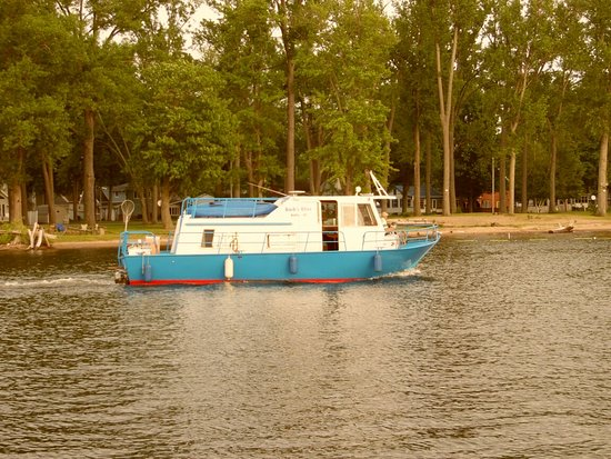 Sylvan Beach, NY: Scriba Fishing Charters Oneida Lake