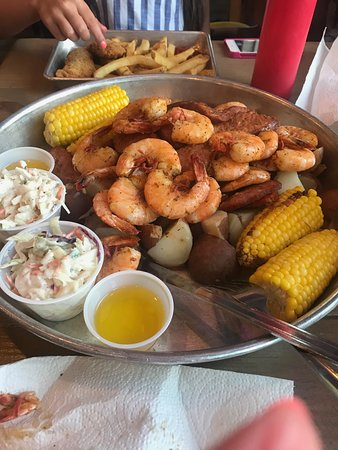 Shuckin Shack: Low Country Boil for 2