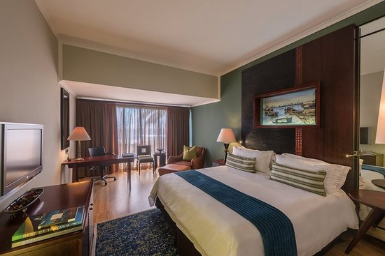 Sea Cliff Hotel: Guest room