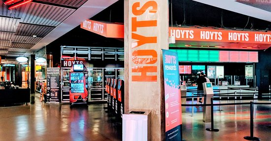 Hoyts Melbourne Central Cinemas