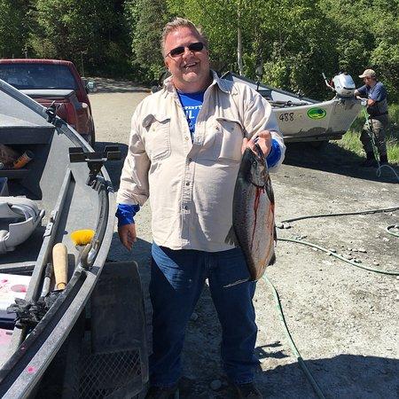 Alaska Fish On Charters: Great time!