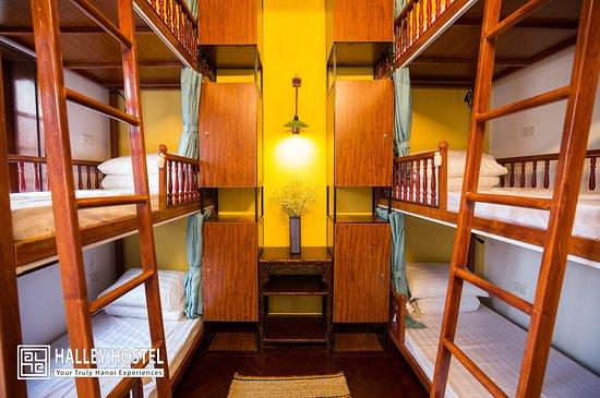 Interior - Picture of Halley Hostel, Hanoi - Tripadvisor