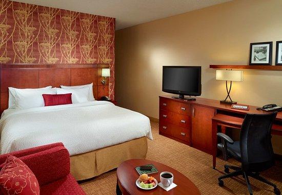 Homewood, ألاباما: Guest room