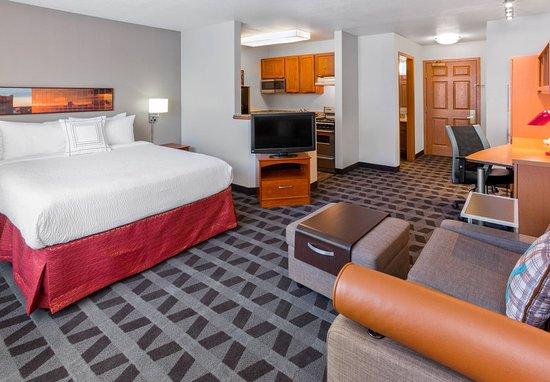 Saint Louis Park, Μινεσότα: Guest room